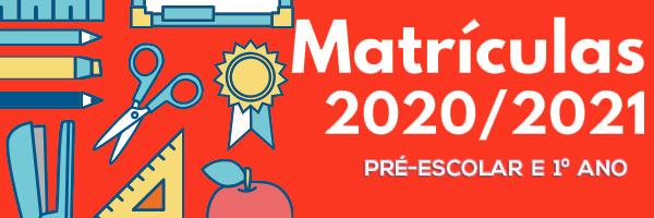 Acesso Matricula 2020/2021